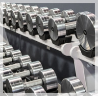 Michigan gym Dumbbells