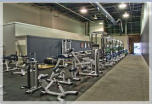 personal training facility in novi