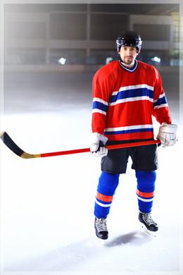 michigan hockey training