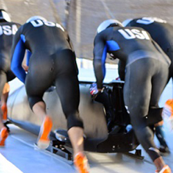 bobsled trainer
