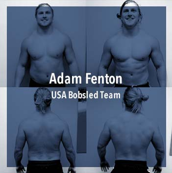 Adam Fenton, Olympic Athlete
