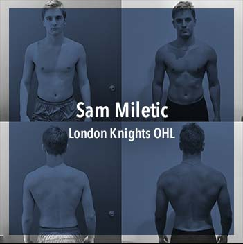 Sam Miletic, OHL