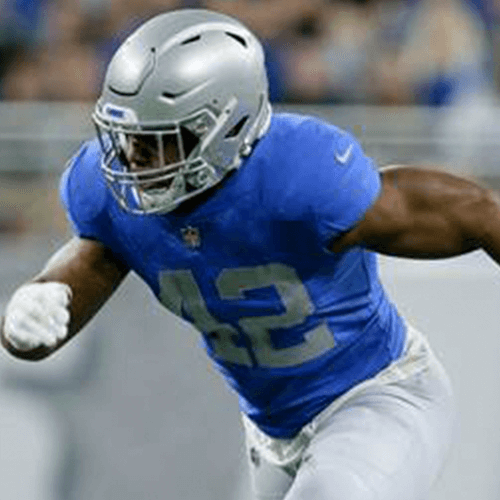 Devon Kenard - Detroit Lions, Outside Linebacker