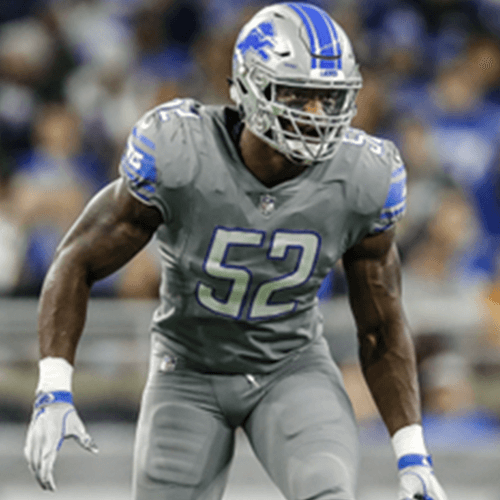 Christian Jones Cheese - Detroit Lions Outside Linebacker