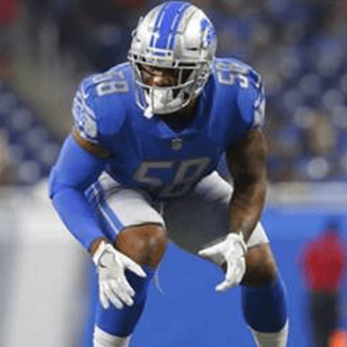 Alex Barrett - Detroit Lions, Outside Linebacker